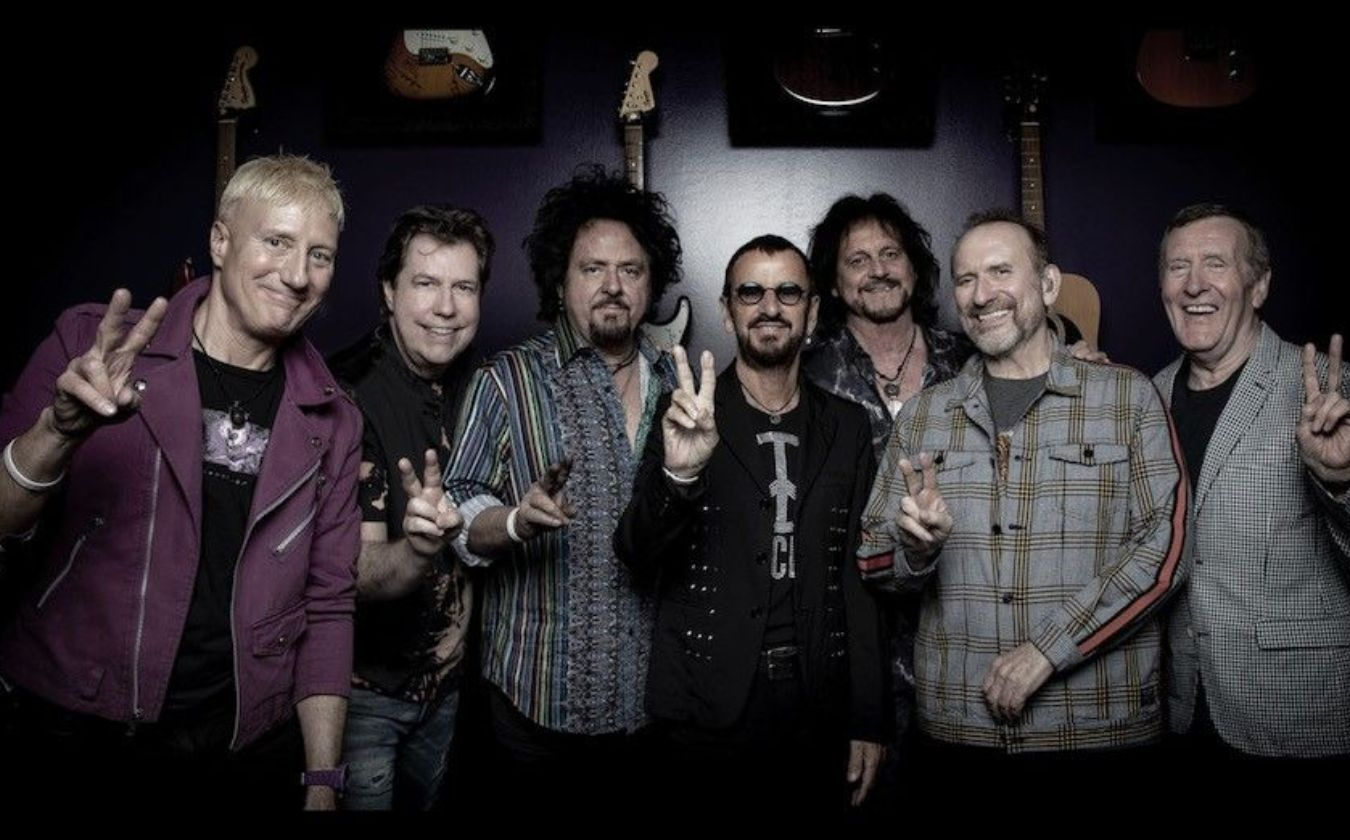 Ringo Starr and His All Starr Band (New Date)