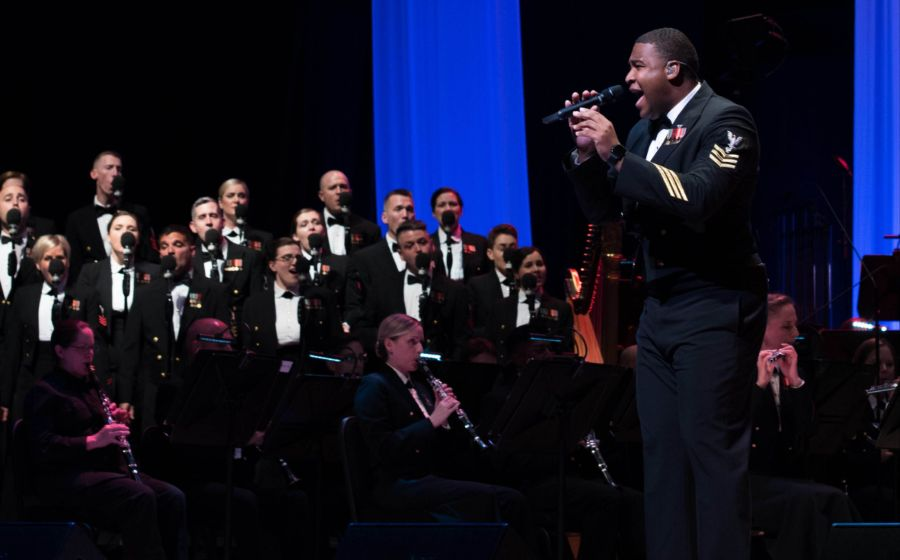 More Info for The United States Navy Band