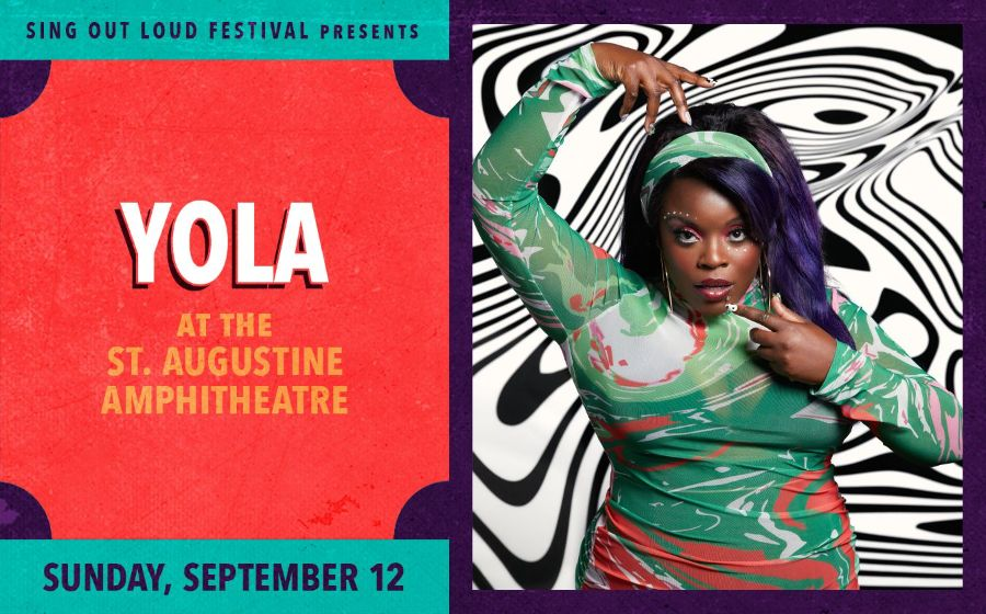 More Info for Sing Out Loud: Yola with special guest Patty Griffin