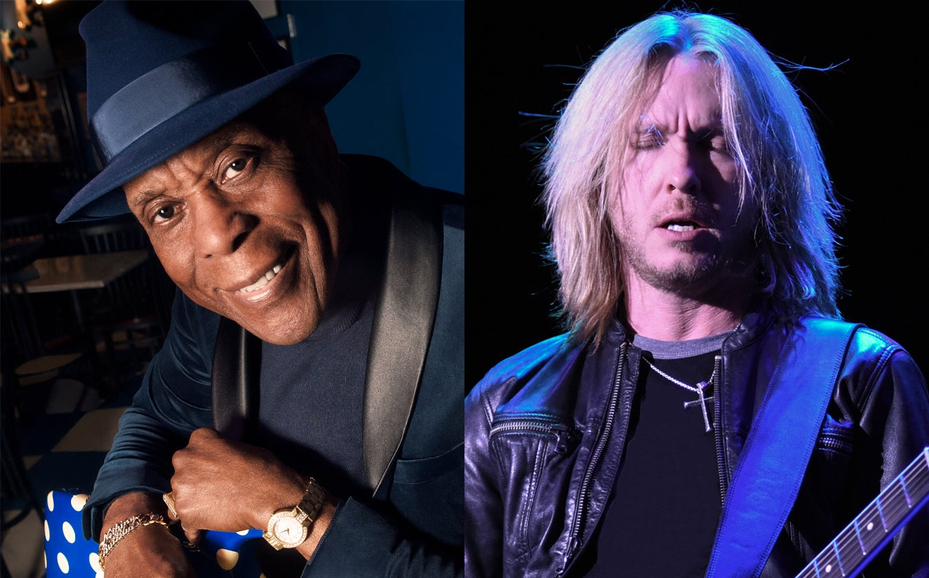 Buddy Guy and Kenny Wayne Shepherd Band (New Date)