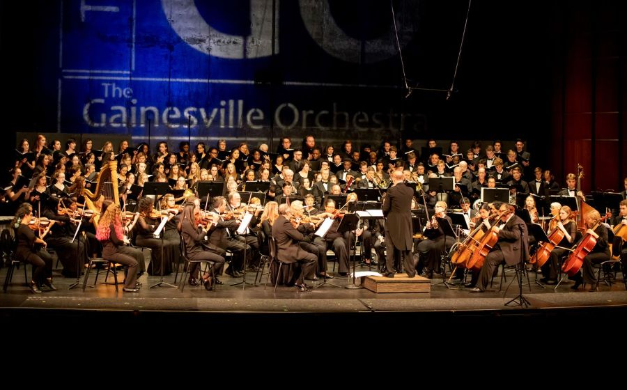 "More Info for Gainesville Orchestra in ""A Sonic Symphonic Spectacular"""