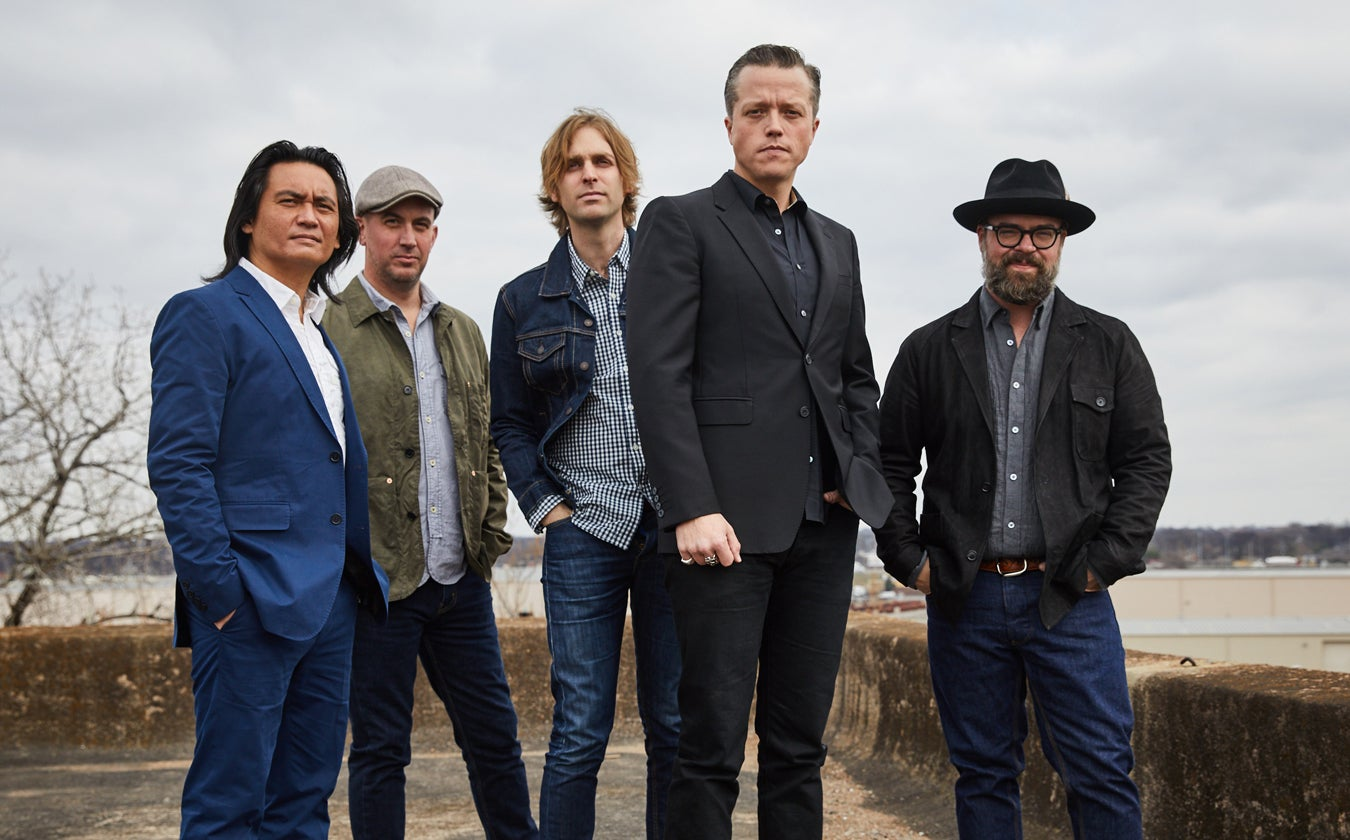 Jason Isbell and the 400 Unit  (New Date)