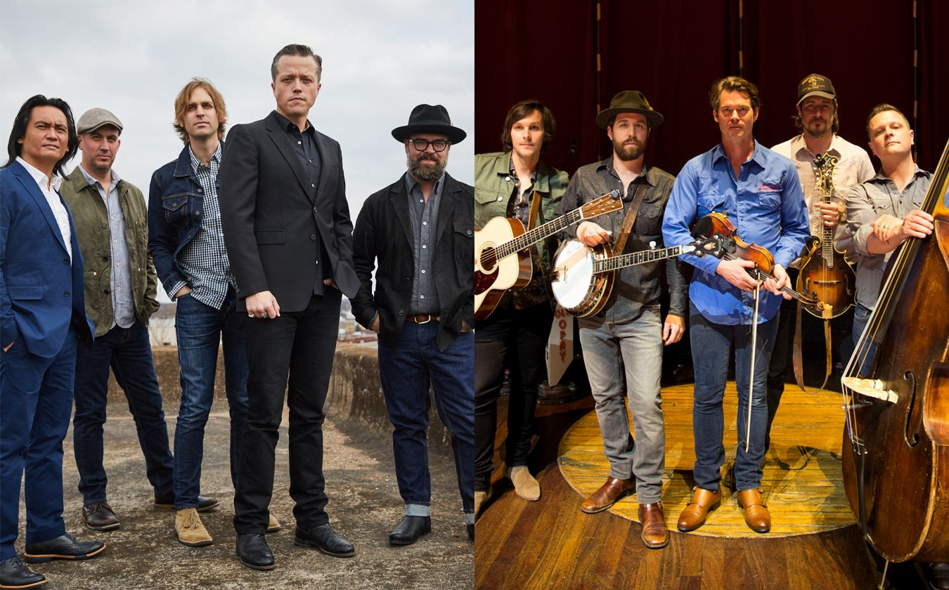 More Info for Jason Isbell and the 400 Unit and Old Crow Medicine Show