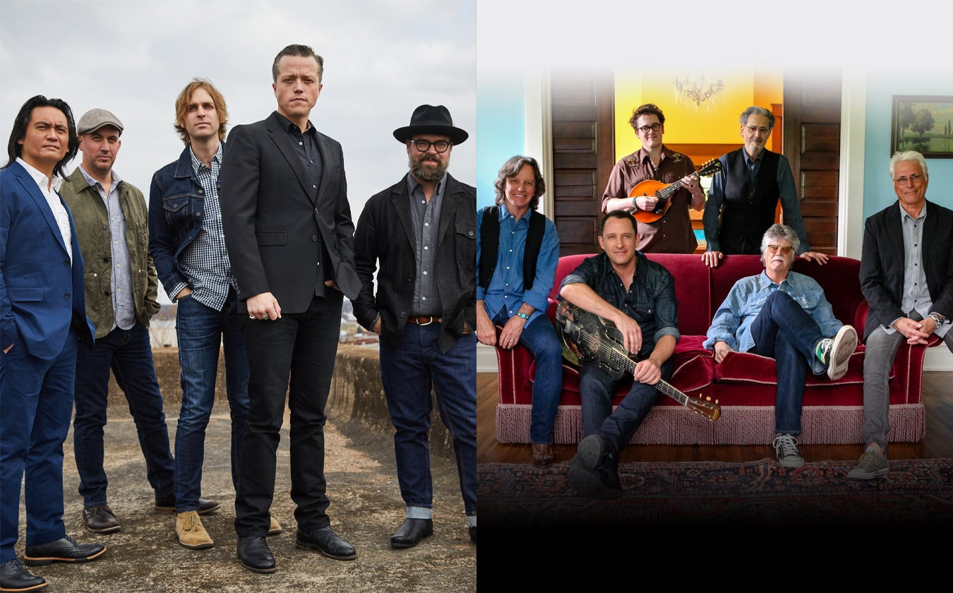 Jason Isbell and the 400 Unit and Nitty Gritty Dirt Band (New Date)