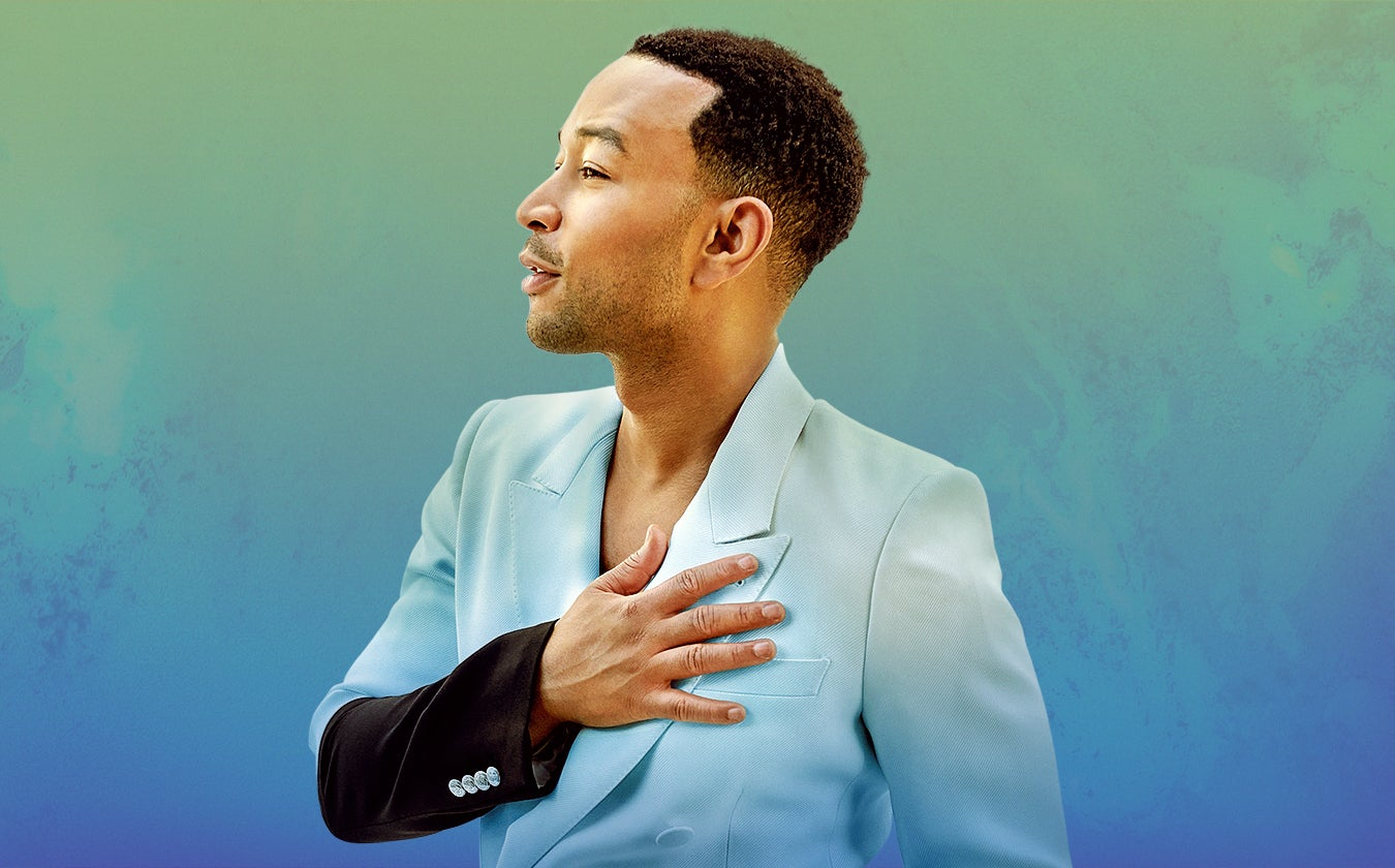 John Legend (New Date)
