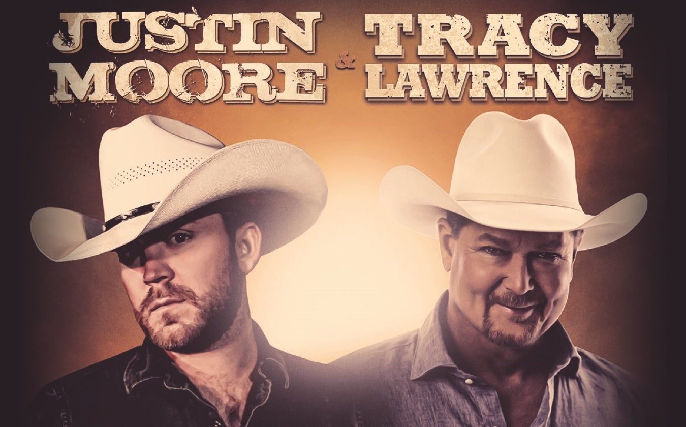 Justin Moore & Tracy Lawrence (New Date)