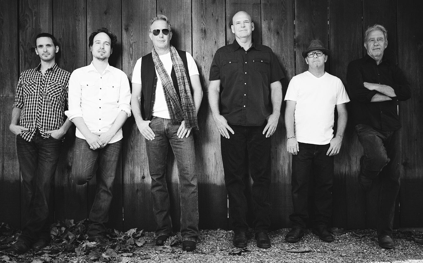 Kevin Costner & Modern West 'Tales from Yellowstone Tour 2021'