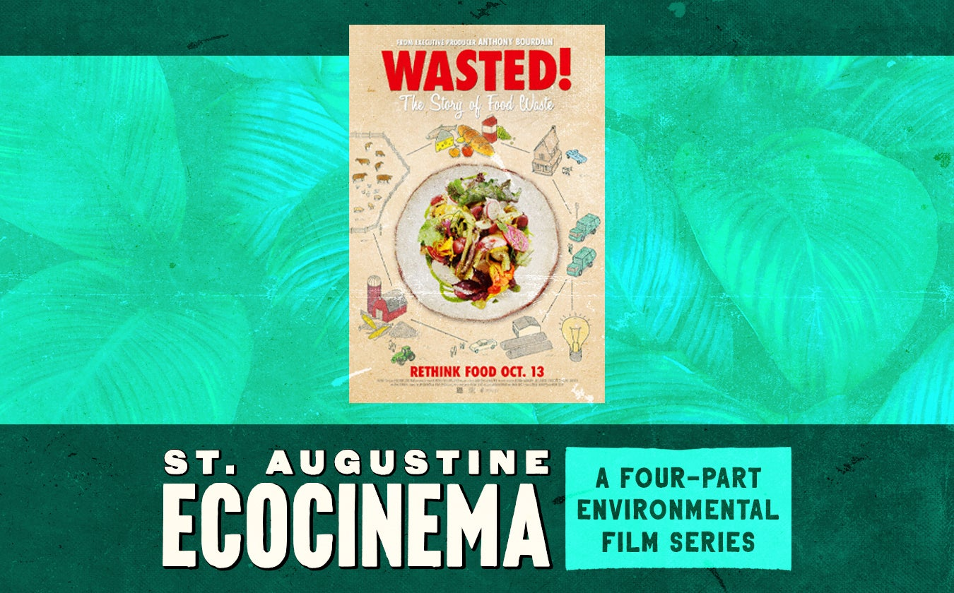 """EcoCinema: """"Wasted! The Story of Food Waste"""""""