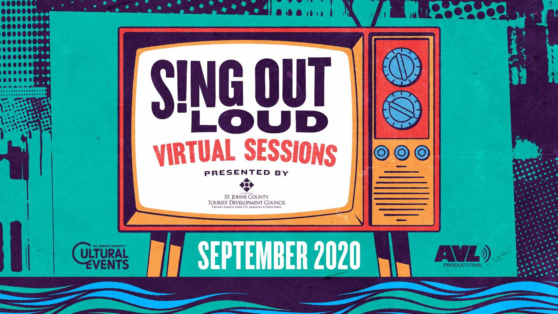 Sing Out Loud: Virtual Sessions