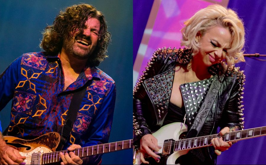 More Info for Tab Benoit and Samantha Fish
