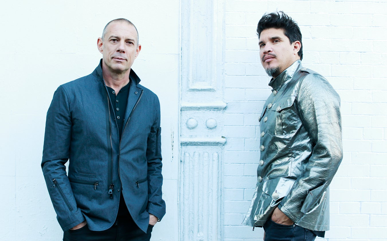 """Thievery Corporation """"The Outernational Tour"""""""
