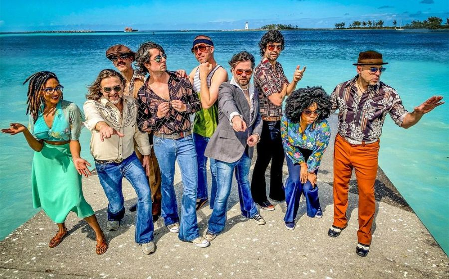 More Info for Yacht Rock Revue